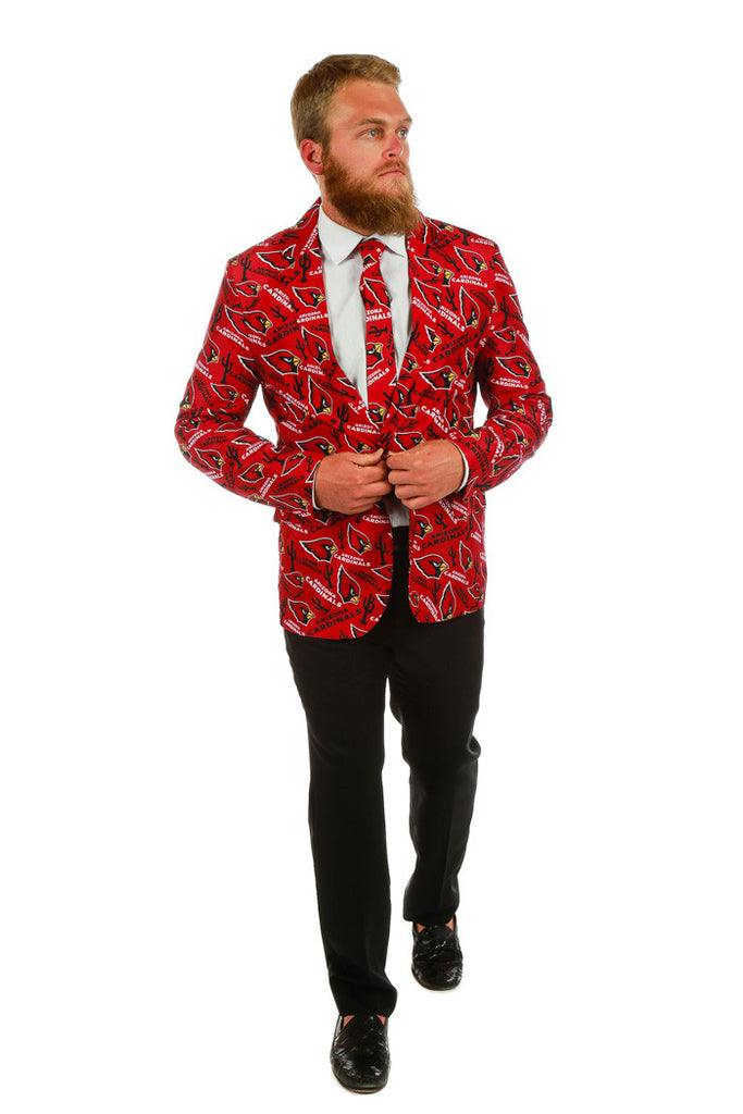 The Arizona Cardinals Suit Jacket