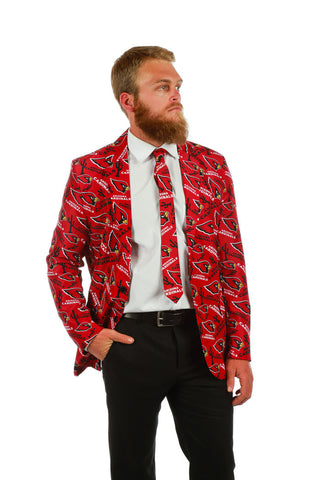 The Arizona Cardinals Suit Jacket - Shinesty