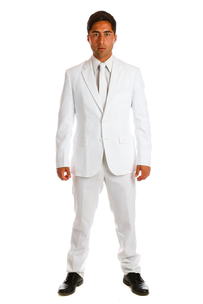 La Flama Blanca Dress Suit by Opposuits - Shinesty