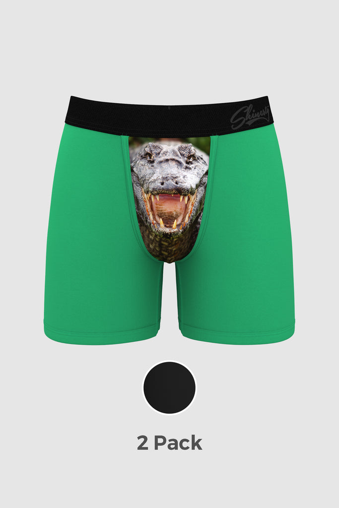 The Irwins | Ball Hammock Boxer Two Pack