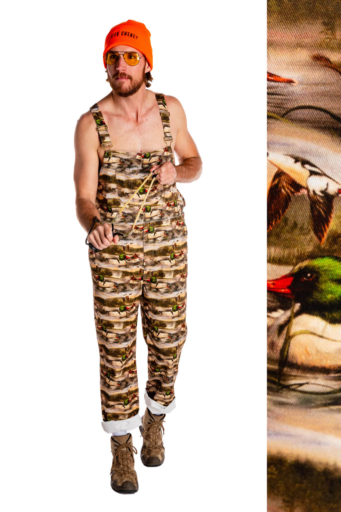 The E. Fudds | Camouflage Hunting Overalls