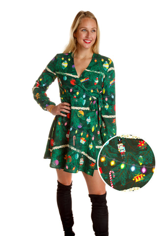 eb8fe6464d93 Women's Ugly Christmas Dresses by Shinesty