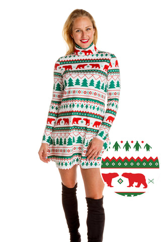 4fb82d872b3 Ugly Christmas Sweaters   Holiday Outfits for Women by Shinesty