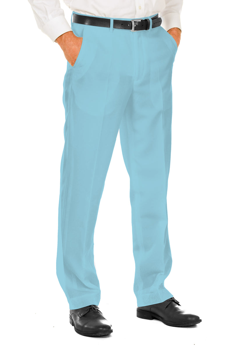 Light Baby Blue Formal Pants
