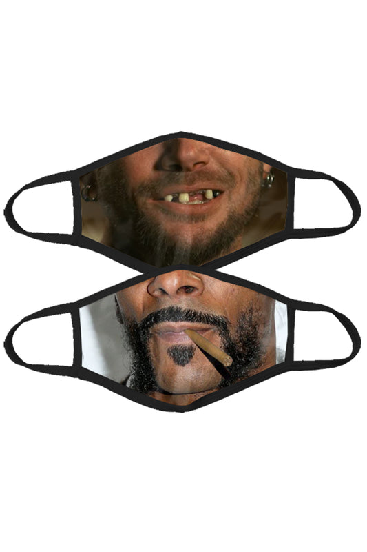 Snoop Dog Facemask Pack