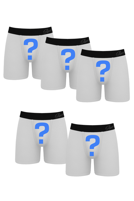An Even Thiccer Plot | Mystery Boxer 5 Pack