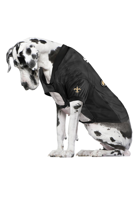 New Orleans Saints NFL pet jersey