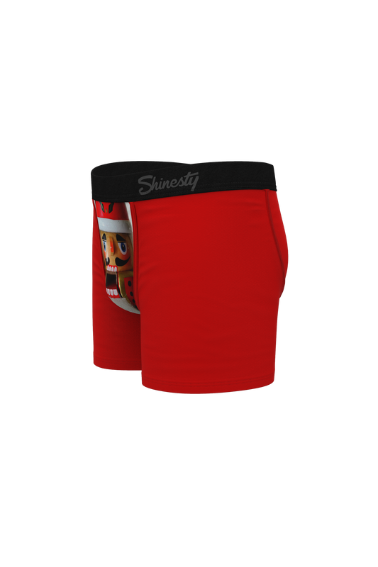 The Nutcrack-Him | Christmas Nutcracker Boxer Brief For Boys