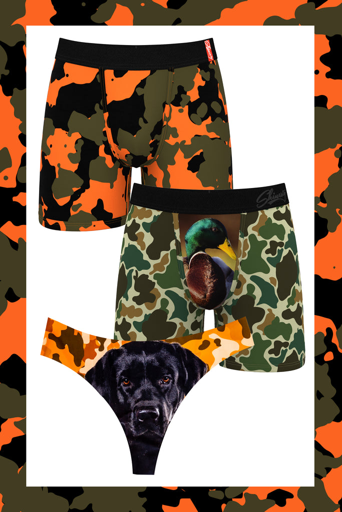 The Pursuit | Hunting Boxer And Thong Pack