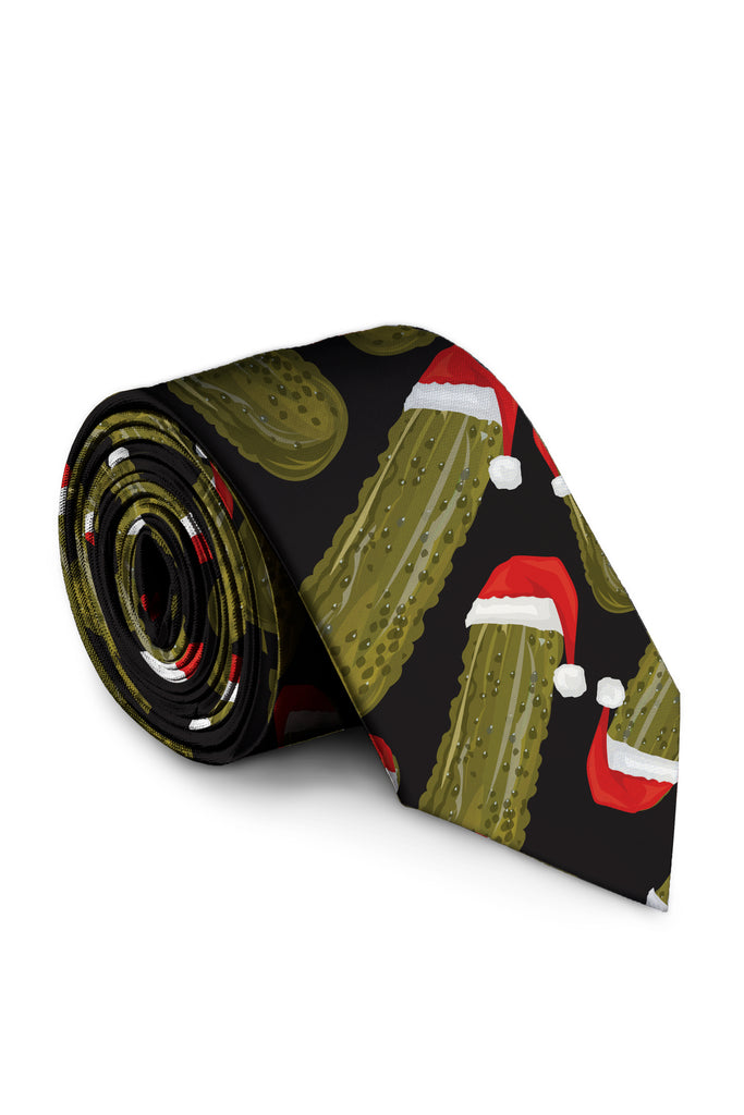 The Pickle Ticklers | Pickle Print Tie