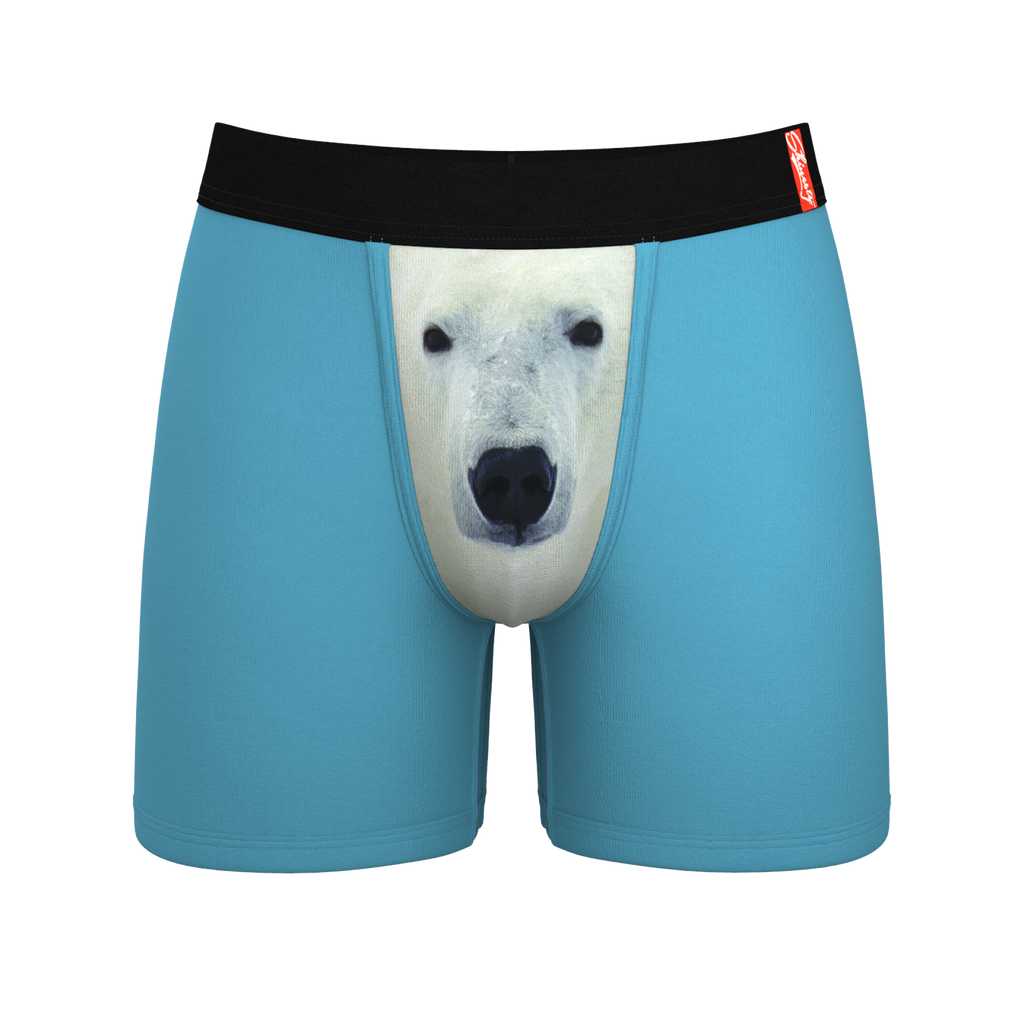 The Polar Balls | Polar Bear Ball Hammock Boxer Briefs