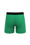 The Rainbow Happy Ending | St. Patrick'S Day Matching Couples Underwear Pack