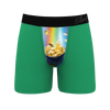End of the rainbow pot of gold boxers