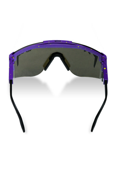 Purple pit vipers for men