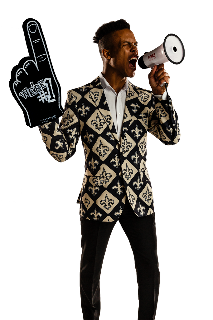 The New Orleans Saints NFL | Gameday Blazer
