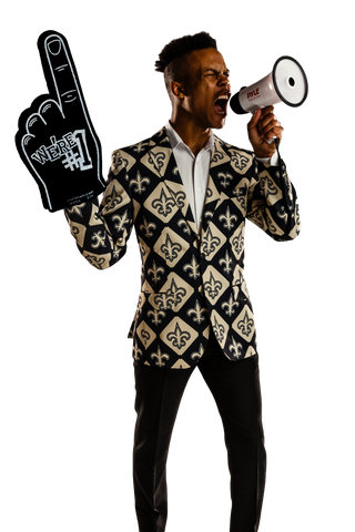 Men's New Orleans Saints blazer