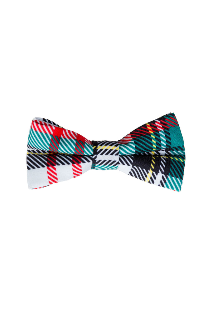 The Scotch on the Rocks | Christmas Bow Tie