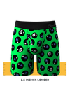 long leg boxers for men