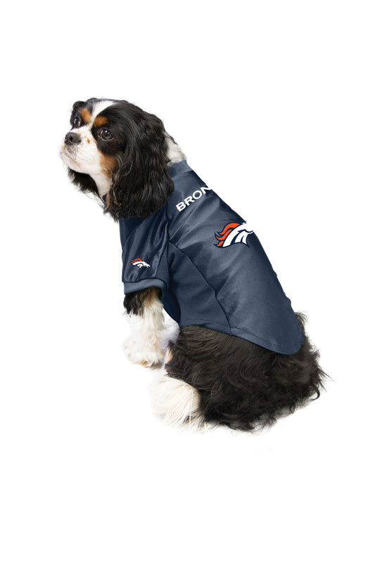 Denver Broncos NFL Pet Jersey