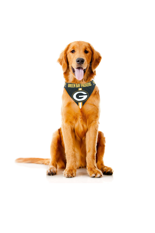 Green Bay Packers NFL Pet Bandana