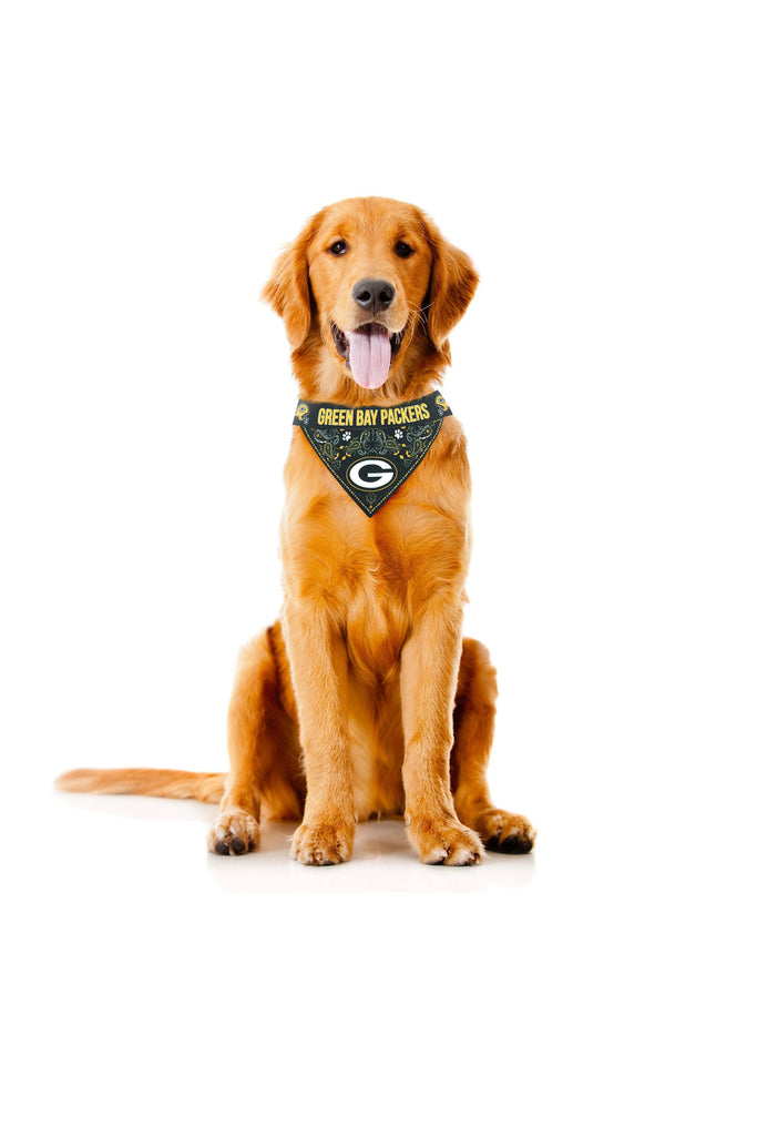The Green Bay Packers | Pet Bandana