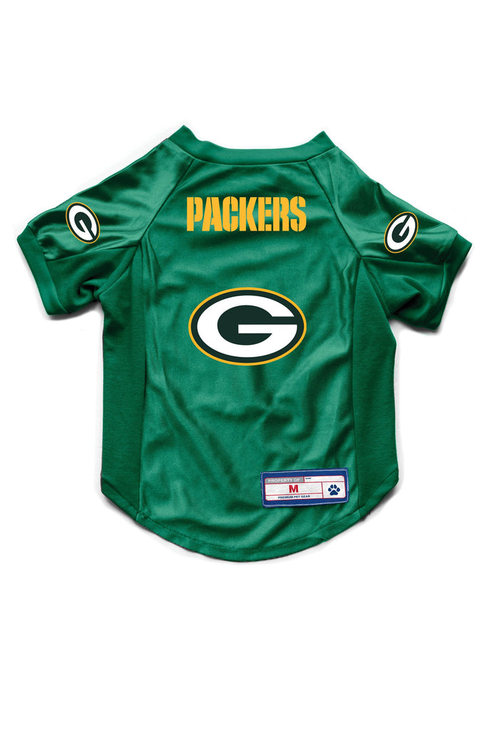 The Green Bay Packers | Pet Stretch Jersey