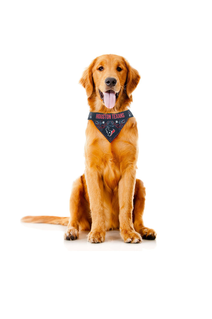 The Houston Texans | Pet Bandana