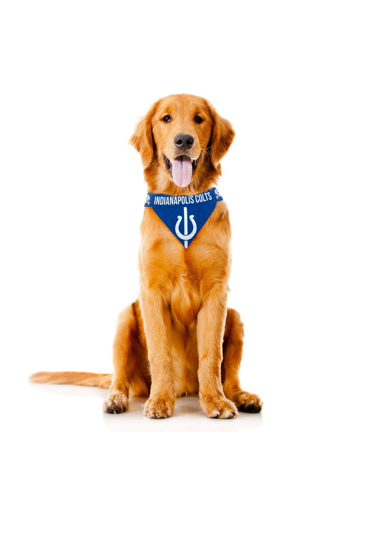 Indianapolis Colts NFL Pet Bandana