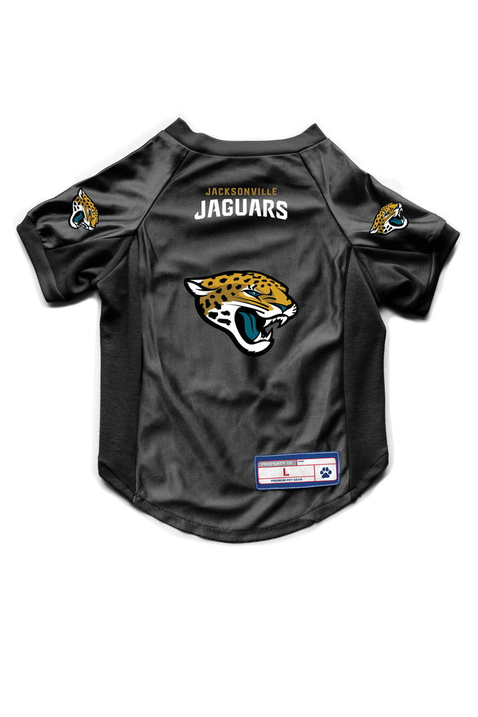 The Jacksonville Jaguars | Pet Stretch Jersey