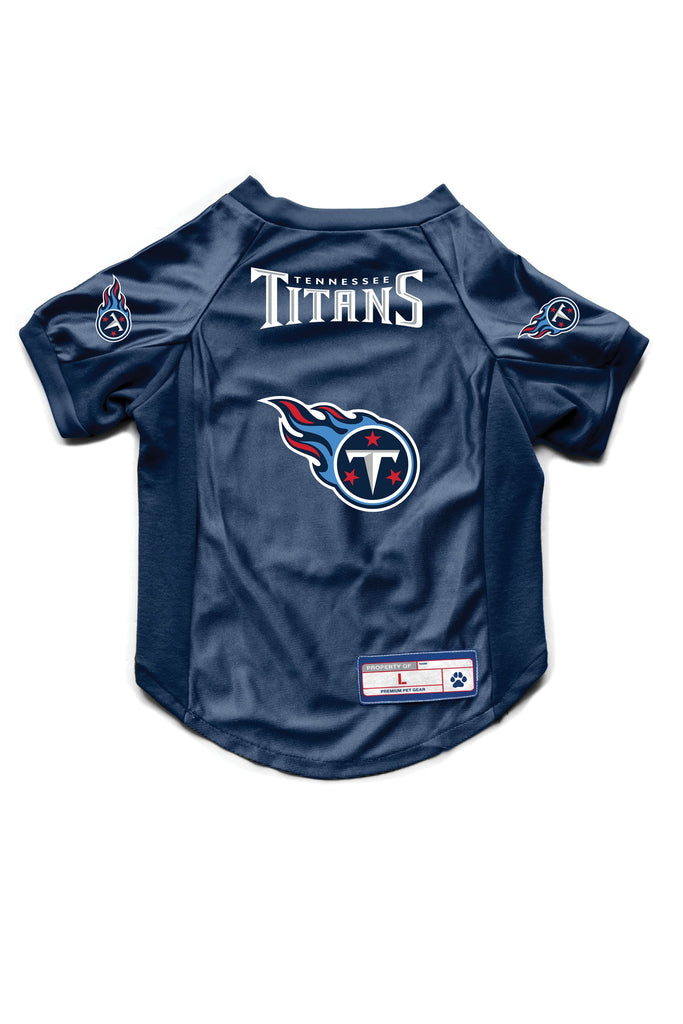 The Tennessee Titans | Pet Stretch Jersey