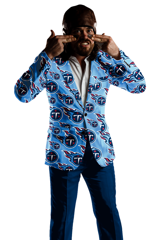d9ad2d7e The Tennessee Titans | NFL Gameday Blazer