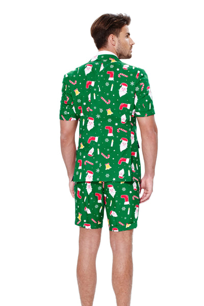 Ugly Christmas Sweater Summer Suit