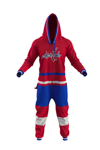 Washington Capitals NHL Onesie - Shinesty