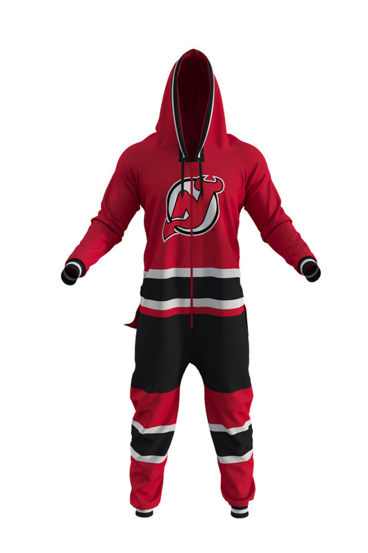 uk availability 31a48 5a3b7 The New Jersey Devils | Nhl Unisex Onesie