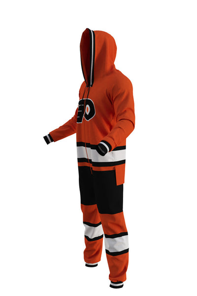 Philadelphia Flyers NHL Onesie Pajamas - Shinesty