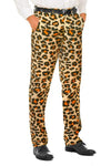 Leopard Suit Pants