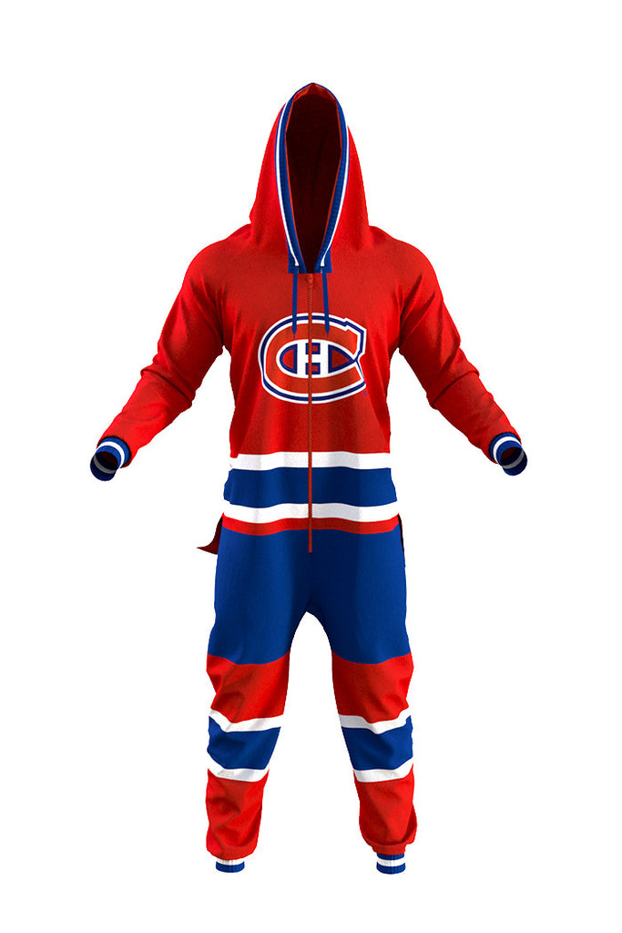 The Montreal Canadiens Official NHL Unisex Onesie