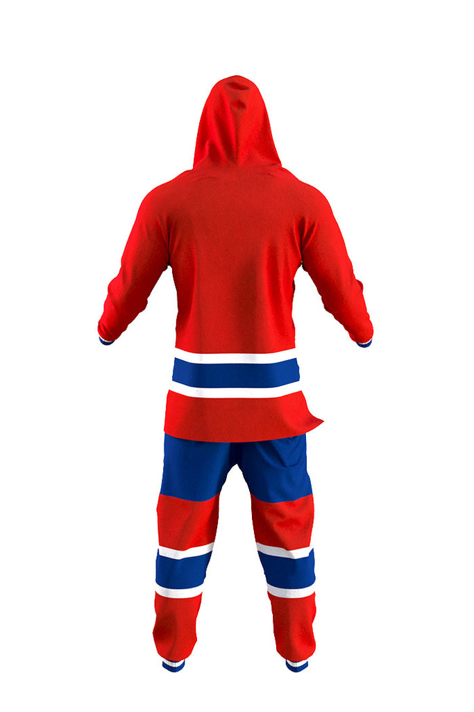 The Montreal Canadiens Official NHL Onesie