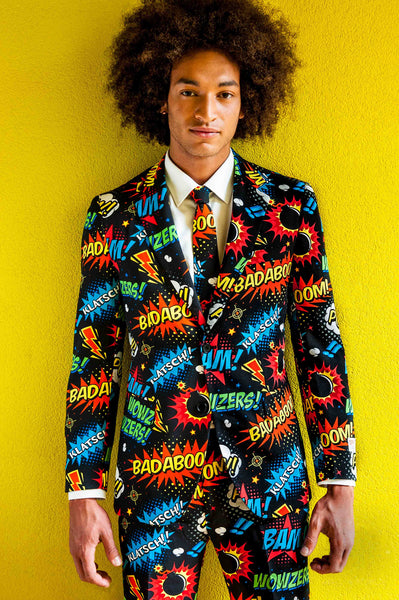 Comic-Con Suit Jacket