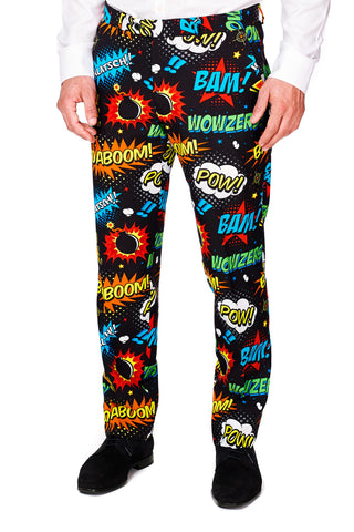 An Ode To Comic-Con Pants - Shinesty