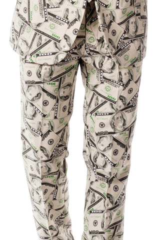 C.R.E.A.M Money Print Pants - Shinesty