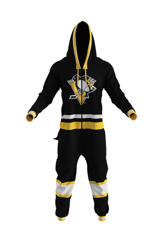 Pittsburgh Penguins Onesie For Adults