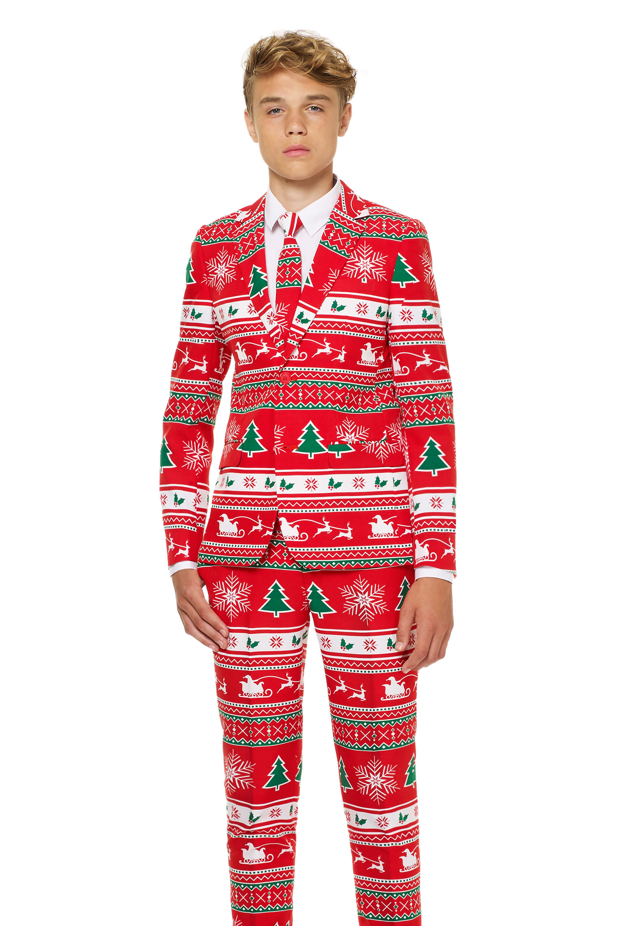 Shinesty Christmas Suits.The Tween Soiree Of Sin Teen Ugly Christmas Suit