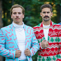 Men's Holiday Party Attire
