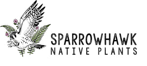 Sparrowhawk Native Plants Logo