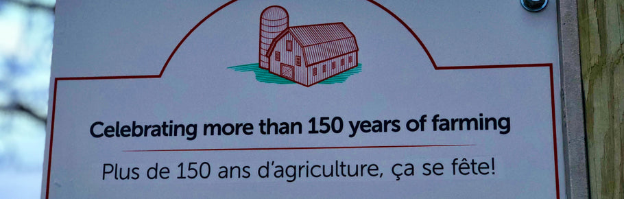 150 Years of Farming