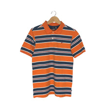Load image into Gallery viewer, Vintage Nautica Striped Polo Shirt - Men's XS
