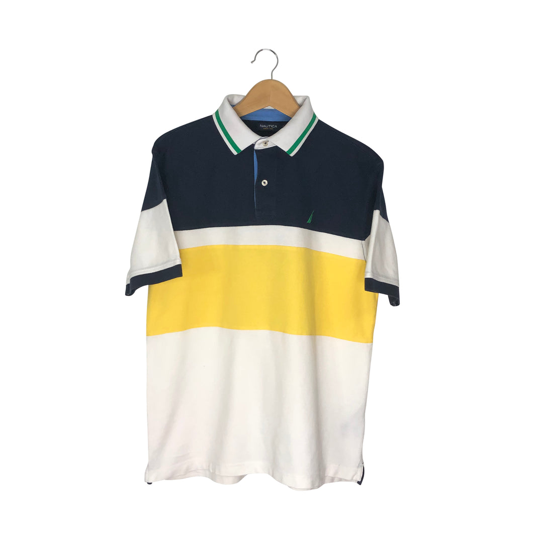Nautica Polo Shirt - Men's Medium