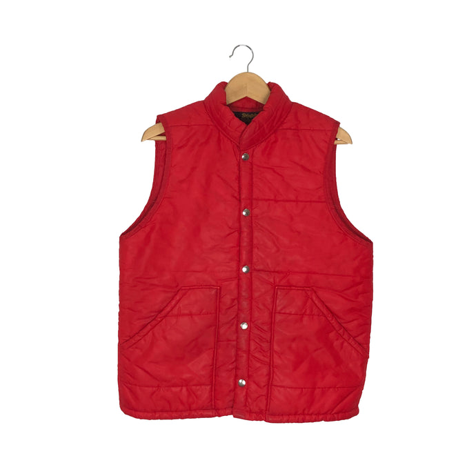 Vintage Swingster Insulated Vest Jacket - Women's Medium
