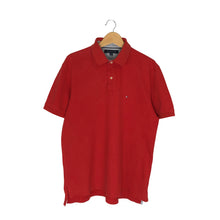 Load image into Gallery viewer, Tommy Hilfiger Rugby Polo Shirt - Men's Large